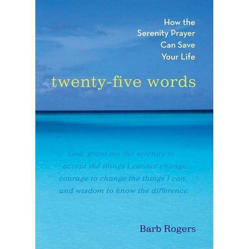 Twenty-Five Words - by  Barb Rogers (Paperback) - image 1 of 1