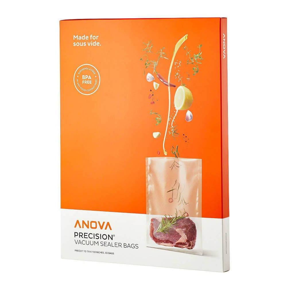 Image of Anova Precision Vacuum Sealer Bags, Beige