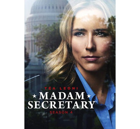 Madam Secretary:Season Four (DVD) - image 1 of 1