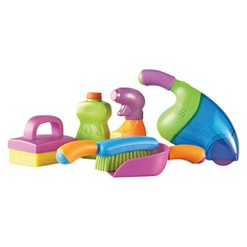 Learning Resources New Sprouts Clean It! My Very Own Cleaning Set