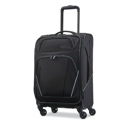 American Tourister 20  Superset Suitcase - Black