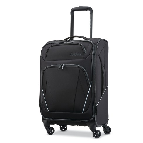 "American Tourister 20"" Superset Suitcase - Black - image 1 of 9"