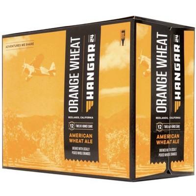 Hanger 24 Orange Wheat Ale Beer - 12pk/12 fl oz Cans