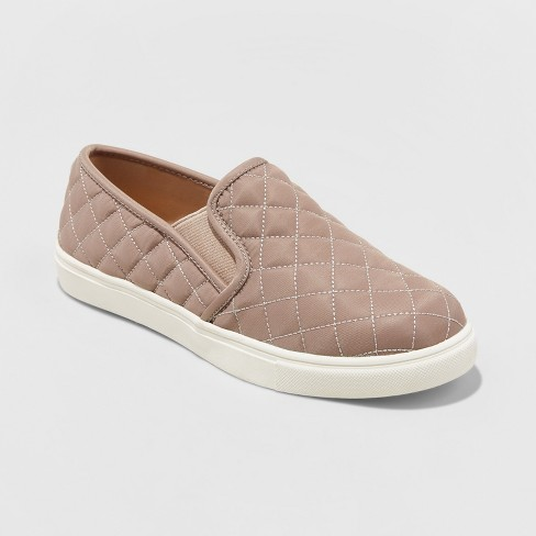 Women's Reese Wide Width Slip On Sneakers - Mossimo Supply Co.™ - image 1 of 3