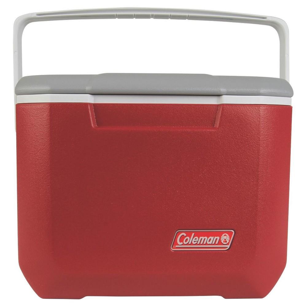 Coleman 16qt C-Tec Excursion Cooler - Red