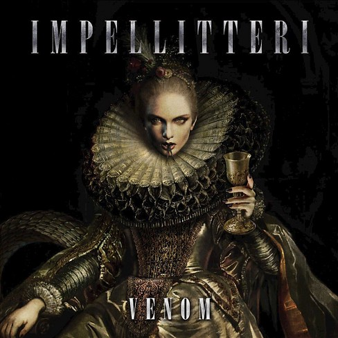 Impellitteri - Venom (CD) - image 1 of 2