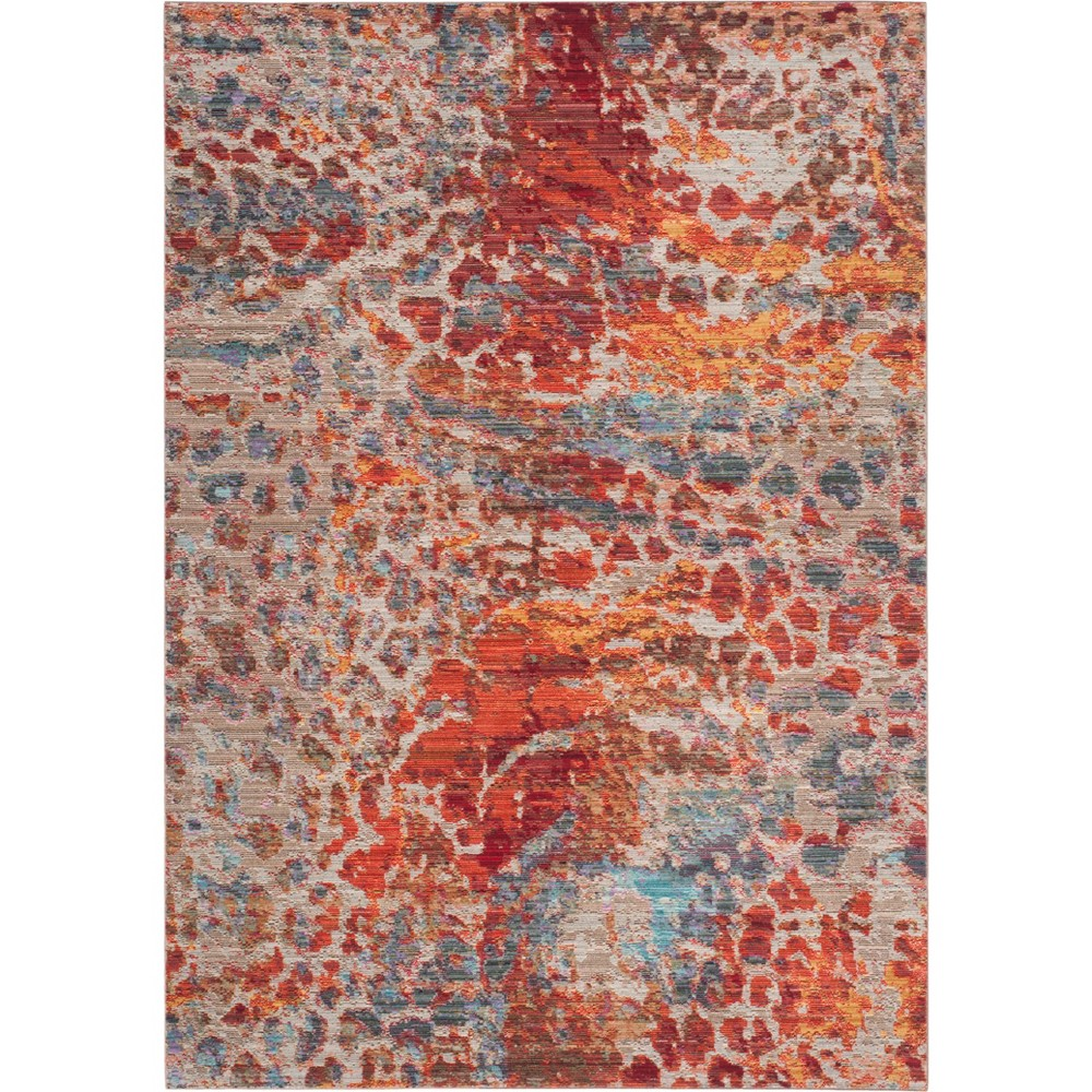 6'X9' Fleck Loomed Area Rug - Safavieh, Multicolored