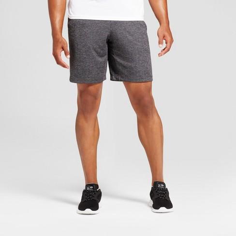 eb4c499d6bc7 Men s Herringbone Train Shorts - C9 Champion® Black Heather