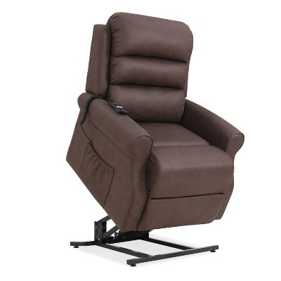 Power Recliner and Lift Chair Chocolate Brown - ProLounger
