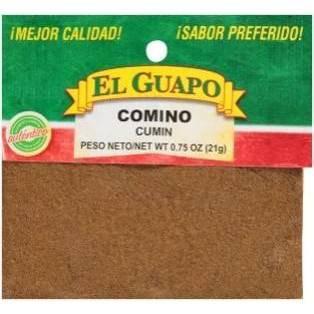 El Guapo Ground Cumin - 0.75oz