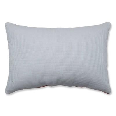 "11.5""x18.5"" Triangular Diamond Print Throw Pillow Orange/Gold - Pillow Perfect : Target"