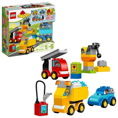 LEGO® DUPLO® My First Cars and Trucks 10816