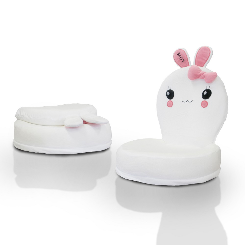 Image of Dearie Youth Bunny Chair Gray - ioHOMES