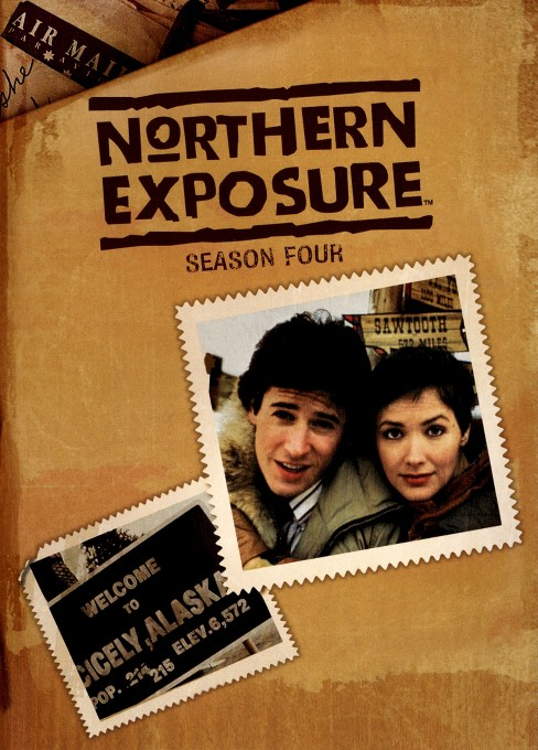 Northern Exposure:Complete Fourth Ssn (DVD) - image 1 of 1