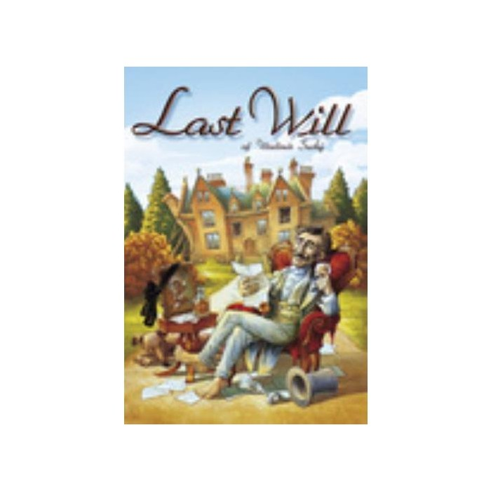 Last Will Board Game - image 1 of 1