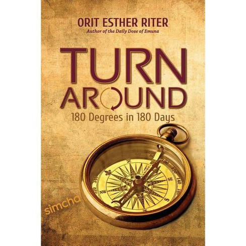 Turn Around - 2 Edition by  Orit Esther Riter (Paperback) - image 1 of 1