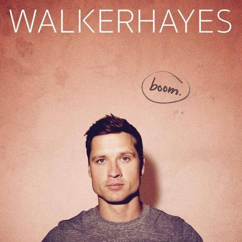 Walker Hayes - boom. (CD) - image 1 of 1