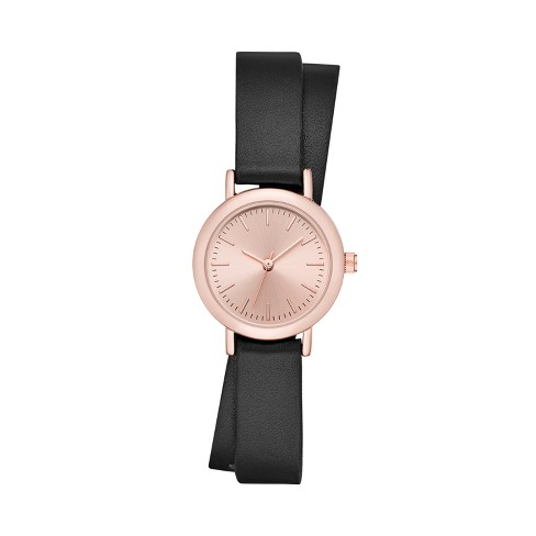 Women's Clean Dial Double Wrap - A New Day™ - image 1 of 1