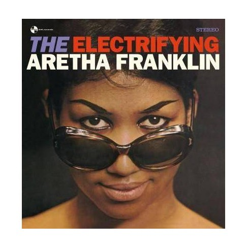 Aretha Franklin - Electrifying (Vinyl) - image 1 of 1