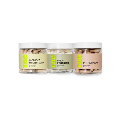 Rae Wellness Well-Being Collection