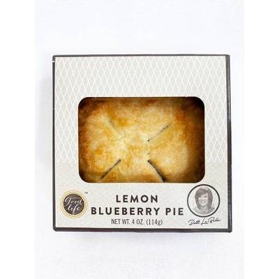 Patti LaBelle Mini Lemon Blueberry Pie - 4in/4oz