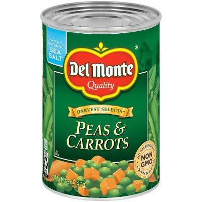 Del Monte Peas & Carrots - 14.5oz