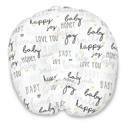 Boppy Newborn Lounger, Hello Baby - White - image 1 of 4