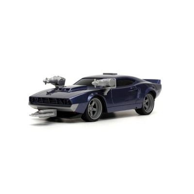 Jada Toys Fast & Furious Spy Racers  - Tony's Ion Thresher - 1:24 Scale - Spy Tech Vehicle with Accessories