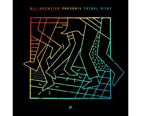 Bill Brewster - Tribal Rites Part 1 (Vinyl) - image 1 of 1