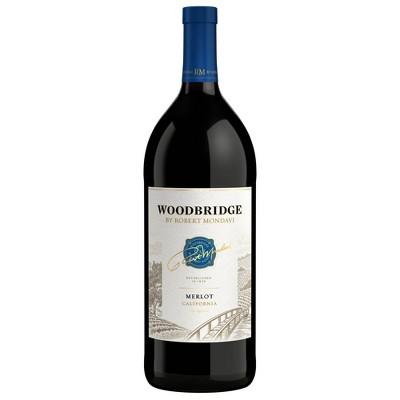 Woodbridge by Robert Mondavi Merlot Red Wine - 1.5L Bottle