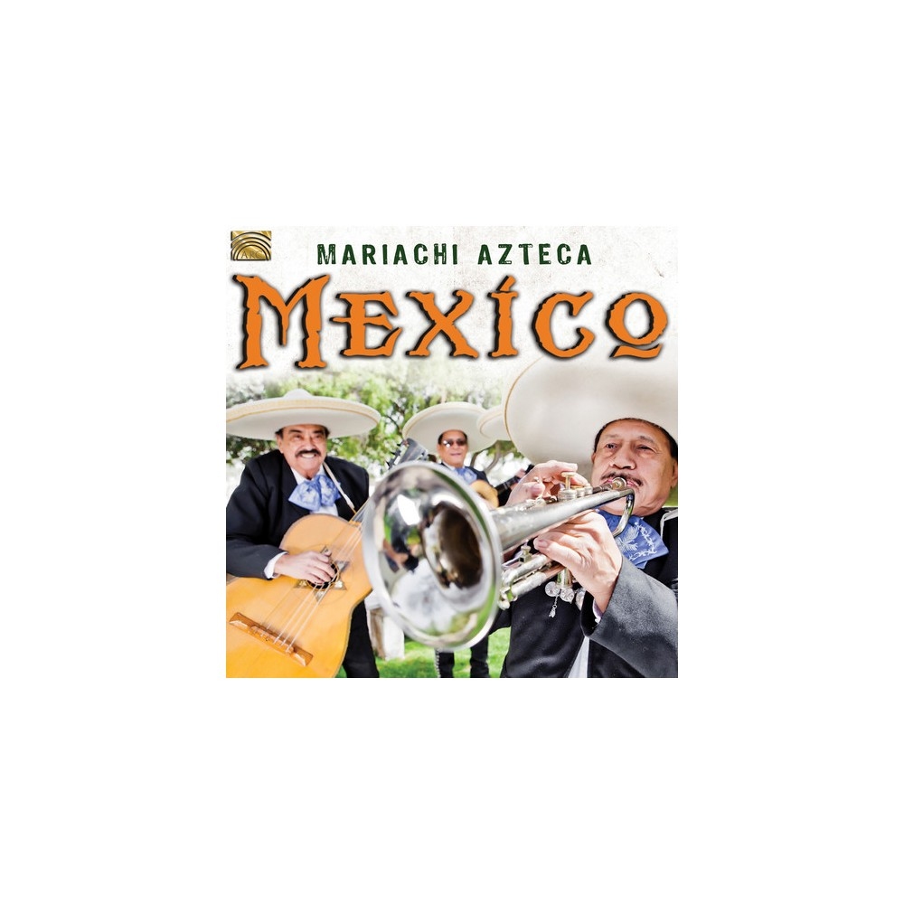 Mariachi Azteca - Mexico (CD)