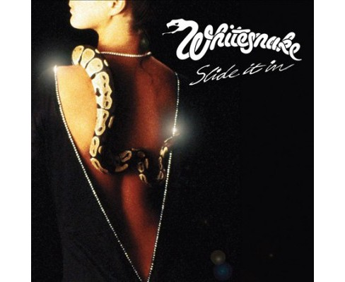 Whitesnake - Slide It In (CD) - image 1 of 1