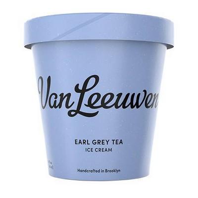 Van Leeuwen Earl Grey Tea Ice Cream - 14oz