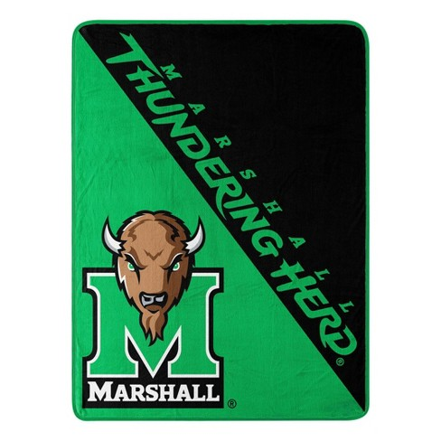 "NCAA Marshall Thundering Herd Throw Blanket 50""x 60"" - image 1 of 3"