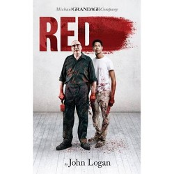 Red - (Oberon Modern Plays) by  John Logan (Paperback)