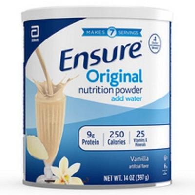 Ensure Original Nutritional Powder - Vanilla - 14oz