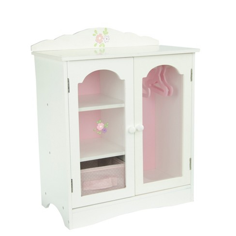 Olivia S Little World Little Princess 18 Doll Furniture Fancy Closet With 3 Hangers