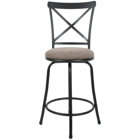 Fine Karson Adjustable Height X Barstool Light Bronze Room Essentials Pabps2019 Chair Design Images Pabps2019Com