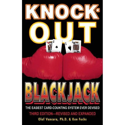 Knock-Out Blackjack - 3 Edition by  Olaf Vancura & Ken Fuchs (Paperback) - image 1 of 1