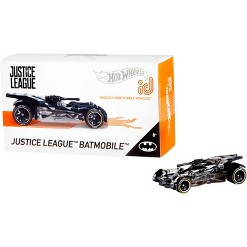 Hot Wheels id Batman Justice League Batmobile