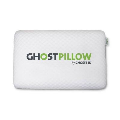 Queen Memory Foam Bed Pillow - GhostBed