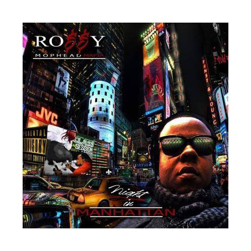 Rossy - Night N Manhattan (CD) - image 1 of 1