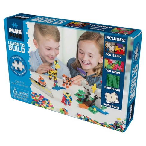 Plus Plus Learn to Build Set - Basic - image 1 of 4