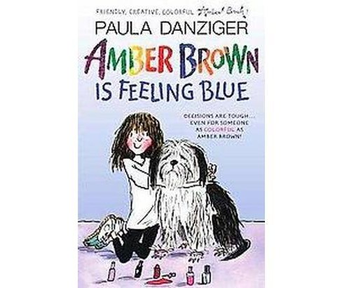 Amber Brown Is Feeling Blue (Reprint) (Paperback) (Paula Danziger) - image 1 of 1