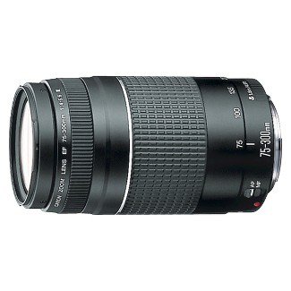 CANON EF 75-300mm f/4-5.6 III