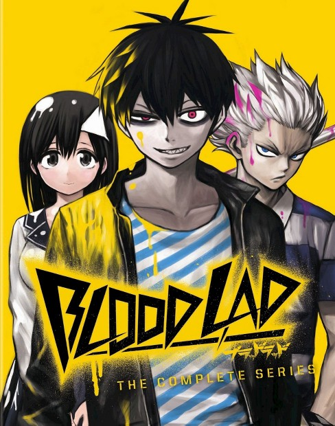 Blood Lad:Complete Series (Blu-ray) - image 1 of 1