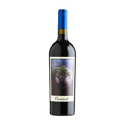 DAOU Pessimist Red Blend Red Wine - 750ml Bottle