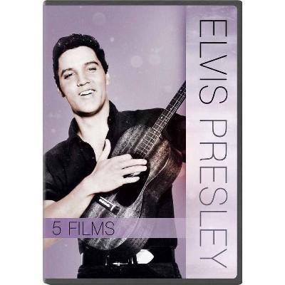 Elvis 5-movie Collection (DVD)