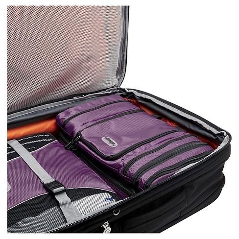 ae58cc5711 EBags Pack-it-Flat Toiletry Kit - Eggplant   Target