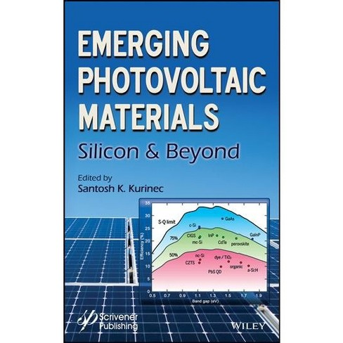 Advanced Photovoltaics Materials -  (Advanced Material) by Ashutosh Tiwari (Hardcover) - image 1 of 1